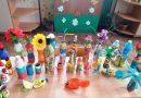 Деца от училището в Раданово се включиха в световния ден на рециклирането