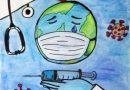 """Малчугани показаха креативност и въображение в конкурса на РЗИ """"Заедно срещу коронавируса"""""""