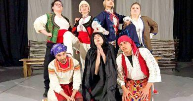 Лясковският театрален състав с премиера в родния град и с планове за успешен творчески сезон
