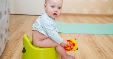 Не слагайте детето на гърне, преди да е навършило година и половина – две