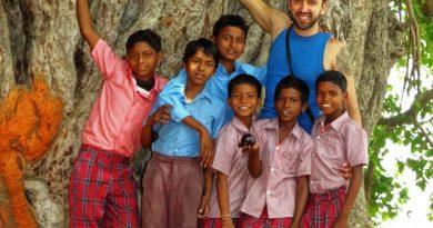 Пътешественик от село Павел обикаля света с пари, спечелени от гурбет