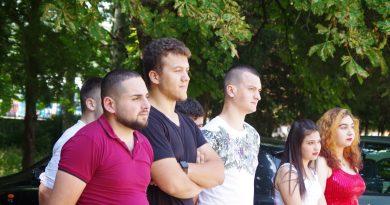 """Днес бяха връчени дипломите на 41-я випуск на абитуриентите от ПГЖПТ """"Н.Й.Вапцаров"""""""
