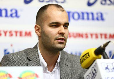 """Деян Куздов: """"Ще дадем шанс на момчетата от  дублиращия отбор, целта категорично е Първа лига"""""""