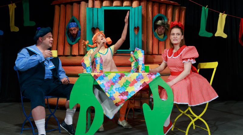 Повече от 900 зрители са аплодирали детските спектакли на великотърновския театър за два месеца