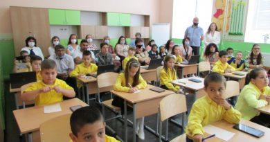 """СУ """"Георги С. Раковски"""" се включи в обучителни игри на посещение в иновативно училище в гр. Бяла"""