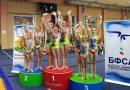 Горнооряховските акробати с медали от Държавното първенство