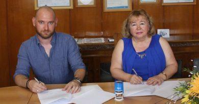 Меморандум за сътрудничество сключи Свищовската академия с фирма на свои възпитаници