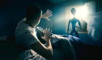 Твърденията за отвличане от извънземни най-често се дължат на сънища