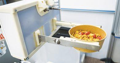 Робот в ресторант прави революция в кухнята