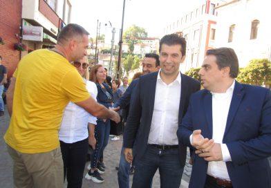 """""""Продължаваме промяната"""" влиза в изборната надпревара със своя листа за Великотърновския регион"""