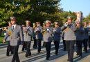 """С песни на АББА, """"Дийп пърпъл"""" и класическа музика впечатлява публиката Военният духов оркестър на НВУ"""