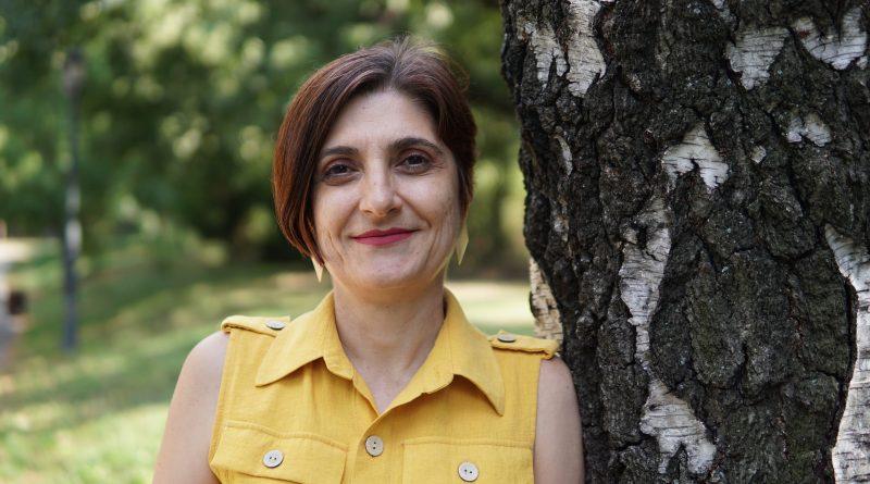 """Популярният сайт """"Как се пише"""" е визитната картичка на възпитаничката на ВТУ Павлина Върбанова"""