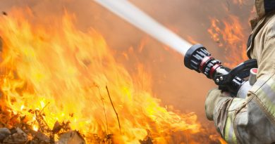 Мъж изгоря като факла при пожар, лумнал в дома му в Стражица