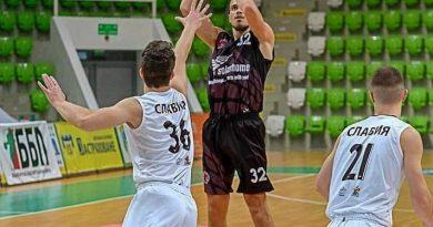 Баскетболен талант от Велико Търново продължава кариерата си в Италия