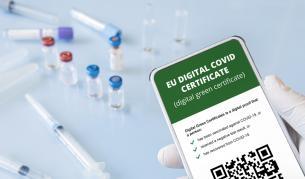 """Как преболедували от COVID-19 могат да получат """"зелен сертификат"""""""