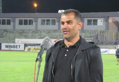 """Веско Великов: """"Ако играем по този начин, няма да  имаме проблем срещу нито един отбор от Втора лига"""