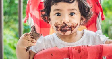 Науката: детето не променя поведението си, защото е яло сладко