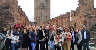 Учители от Стражица на семинар в Италия за подкрепа на интеграция на деца от ромски произход