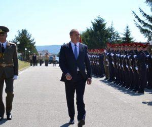Президентът Румен Радев дойде заради Девети Етърски гвардейски отряд