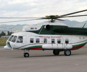 Бойко Борисов и сръбският президент кръжат с хеликоптер над Велико Търново на 1-ви юни