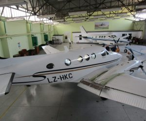 22 млн. дка с продукция в целия регион опазени от самолетите за борба с градушките