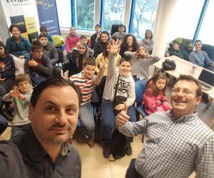 """Търновският """"Тинузавър"""" стигна до финала в конкурса за социално предприемачество """"Промяната"""""""