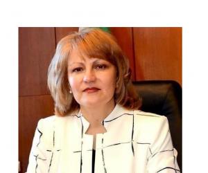 Поздрав на Проф. д-р Любомира Попова