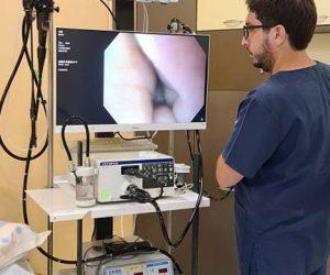 С нова ендоскопска апаратура за диагностика се сдоби горнооряховската болница