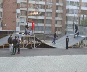 До края на годината ще започне преместването на скейт площадката на мястото на цирковата зона във В. Търново