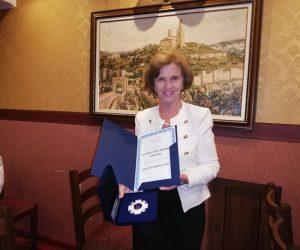"""Д-р Маргарита Ковачева – """"Лекар на 2020 г."""" в областта: """"Въпреки че съм пенсионирана, ще продължавам да работя, докато мога"""""""
