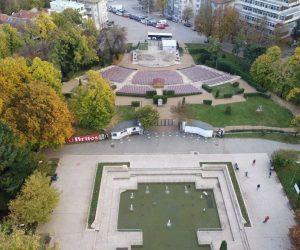 Правят нова сцена на Летния театър за 120 хил. лв., парите идват от благотворителните балове на кмета Даниел Панов