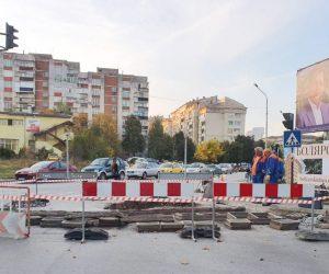 """Оправят отводняването на търновския квартал """"Бузлуджа"""" и изграждат тротоари"""