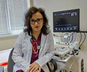 Кардиоложката д-р Ирена Николова-Митева от Благоевград избра да лекува в търновската болница