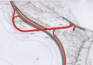 """Готов е проектът за Северен пътен възел """"Трапезица"""", поема 6000 автомобила дневно и ще е пряката връзка с АМ """"Хемус"""""""