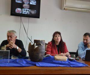 Текстил с 24-каратово злато и гроб на висш духовник откриха в манастира на Патриарх Евтимий под Царевец